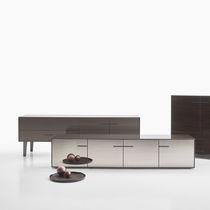 Buffet contemporain / en MDF laqué / en plaqué bois / par Antonio Citterio