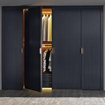 Armoire contemporaine / en bois / à porte battante / par Antonio Citterio