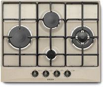 Table de cuisson à gaz / avec brûleur à triple couronne