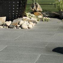Dallage en béton / en pierre reconstituée / pour espace public / d'extérieur