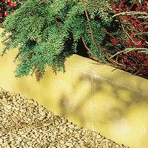 Bordurette de jardin / en béton / en pierre reconstituée / linéaire