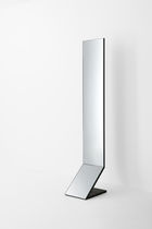 Miroir psyché / contemporain / rectangulaire / en métal