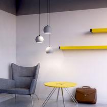 Lampe suspension / contemporaine / en béton / fait main