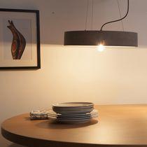 Lampe suspension / contemporaine / en béton / dimmable
