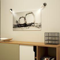 Applique murale contemporaine / en métal / en béton / à LED