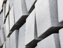 Carrelage d'extérieur / de sol / en béton / à motif géométrique