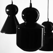 Lampe suspension / contemporaine / en céramique / à LED