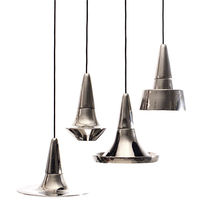 Lampe suspension / contemporaine / en bronze / en céramique