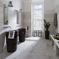 Carrelage de salle de bain / mural / de sol / en grès cérame