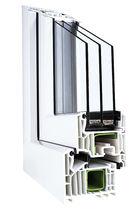 Profilé pour fenêtre en PVC