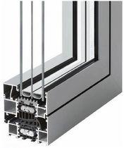 Profilé pour fenêtre en aluminium