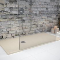 Receveur de douche rectangulaire / en céramique