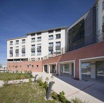 Brise-soleil en aluminium / de façade / horizontal