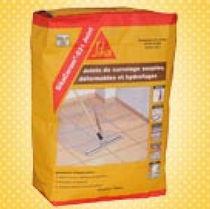 Mortier hydraulique / de jointoiement / pour carrelage