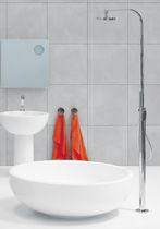 Colonne de douche avec douche à main
