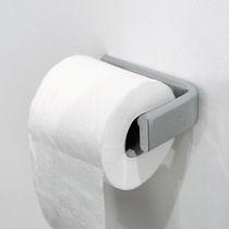 Distributeur de papier toilette mural / en laiton / en chrome / professionnel