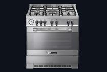 Cuisinière à gaz / électrique / en fonte / wok