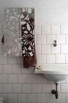 Sèche-serviettes électrique / accumulateur / en acier / en laiton