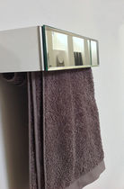 Porte-serviettes 1 barre / 2 barres / mural / en inox
