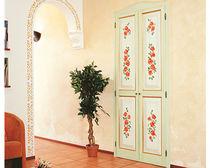 Porte intérieure / battante / en bois / en MDF
