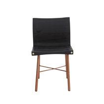 Chaise contemporaine / en bois