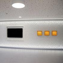 Panneau décoratif / MDF / mural / rétroéclairé