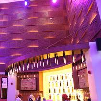 Panneau acoustique pour faux-plafond / en HPL / décoratif / professionnel