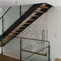 Panneau décoratif MDF / pour agencement intérieur / perforé