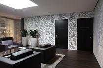 Panneau décoratif brise-vue / en fibre de bois / pour cloison / pour aménagement extérieur