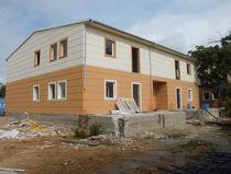 Bâtiment préfabriqué / pour logement collectif / pour hôpital / pour école