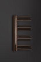 Radiateur à eau chaude / en métal / contemporain / vertical
