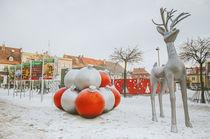 Sculpture pour espace public / d'extérieur