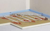 Isolant acoustique / en polyuréthane / pour plancher chauffant / en panneaux rigides