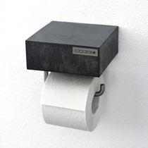 Distributeur de papier toilette mural / en acier / en béton