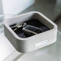 Vide-poche à poser / en béton / en feutre