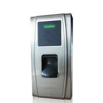 Lecteur de carte de proximité / RFID / avec lecteur biométrique / pour contrôle d'accès automatique