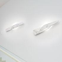 Applique murale contemporaine / en marbre / à LED