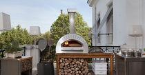 Four à bois / professionnel / à pizza