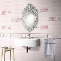 Carrelage de salle de bain / mural / en céramique / géométrique