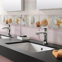 Carrelage de salle de bain / mural / en céramique / motif nature