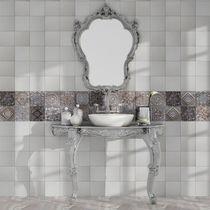 Carrelage de salle de bain / mural / en céramique / à motif