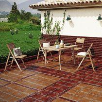 Carrelage d'extérieur / mural / pour sol / en céramique