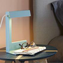 Lampe de table / contemporaine / en acier