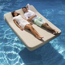 Bain de soleil contemporain / en Sunbrella® / d'intérieur / de jardin