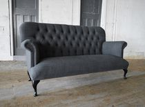 Canapé chesterfield / en laine / 2 places / 3 places
