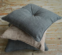 Coussin pour canapé / pour chaise / carré / en laine