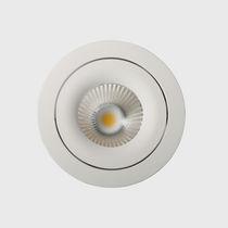 Spot encastrable au plafond / à LED / rond / en aluminium