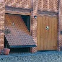 Portes de garage basculantes / en bois / en acier / automatiques