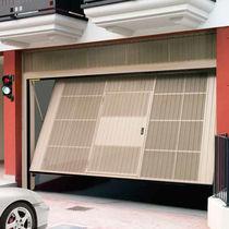 Portes de garage basculantes / en acier galvanisé / automatiques