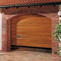 Portes de garage sectionnelles / en bois / automatiques
